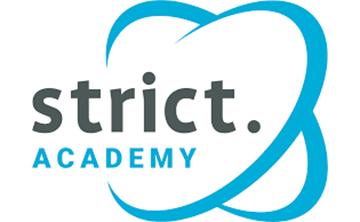 Strict Academy logo