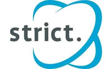 Strict logo