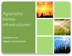 Agrarische Kennisinfrastructuren