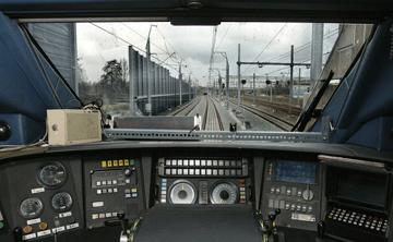 Trein HSL-Zuid