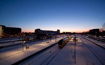 Utrecht Centraal - ProRail