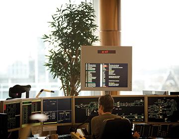 Verkeersleidingspost Amsterdam - ProRail